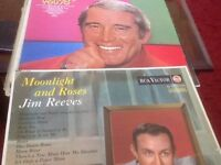 15 LPS JIM REEVES/ PERRY COMO/GRACIE FIELDS/GEORGE FORMBY/SOUND OF MUSIC/HERB ALPERT/ & MORE VGC