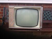 GEC Black & White TV