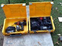 Atlas Copco 14.4 hammer drill/driver