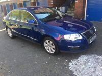 VW PASSAT TDI 2.0 DIESEL CAR START AND DRIVE CHEAP ON FUEL & INSURANCE LEFT WING DAMAGE