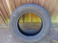 **FREE** Hankook Tyre 165/70/r14