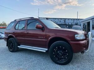 *** HOLDEN FRONTERA *** AUTOMATIC 4X4 *** IN STUNNING CONDITION ***