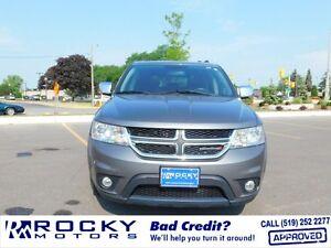 2013 Dodge Journey R/T $24,995 PLUS TAX