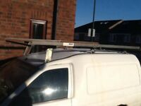 Large escort van roof rack