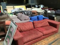 Everything must go Today (SUNDAY) ! Sofas, chairs, furniture, wood and timber, paint & bits n bobs!