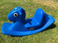 Little Tikes Rocker outdoor toy £15 collection from Shepshed. In good condition.