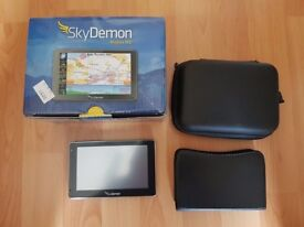 SKYDEMON FOR PILOTS (BRAND NEW) WITH ADDITIONAL CASES AND INSTRUCTIONS