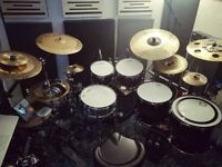 Drum Lessons for adults - Qualified Teacher| Professional Drummer - N21
