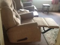 One reclining chair £0.00