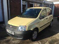 Fiat Panda Active 5 door model stunning low mileage 40K ! brand new mot and service