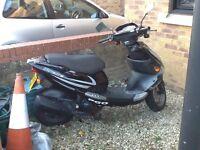 PGO T-REX 125 scooter 09 reg