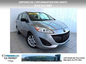 2015 Mazda Mazda5 GS AUTOMATIQUE BLUETOOTH