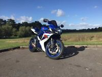 Suzuki GSXR 600 k8 2008 GREAT CONDITION FSH/ CBR600RR/ZX6R/KTM EXC/CBR/ZX636/R6