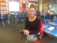 Experienced Primary School Teacher Tutor