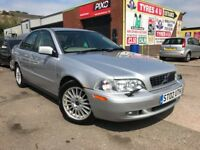 **CHEAP AUTOMATIC** VOLVO S40 SE AUTO 2.0 (2002) - FULL LEATHER - MOT - 2 KEYS - HPI CLEAR!