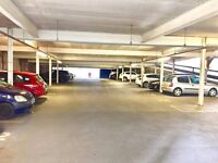 ALLOCATED AND SECURE car parking space to rent in MANCHESTER CITY CENTRE