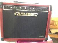 Carlsbro Stingray Lead 30 guitar amplifier
