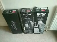 MIRA ADVANCE 9KW/SPORT 8.5KW/JUMP 9KW BRAND NEW BOXED £89.99