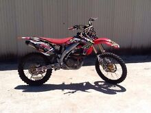 Crf 450r 07 swap for yfz450 or similar Green Head Coorow Area Preview