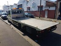 2005 transit t350 115 lwb recovery truck tilt and slide