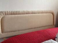Super King size headboard, and bedding