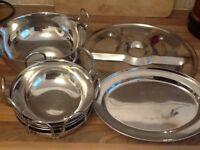 Indian Meal Dinner Set