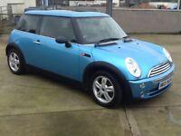 2005 Mini One 1.6 Petrol