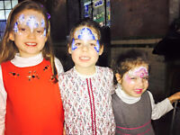 Creative & Professional Face Painter -Face-Painting -Balloon Modelling -Gitter for Children's Events