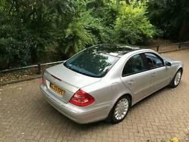 Mercedes-Benz E500 Elegance 03reg Long/Mot