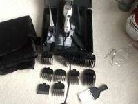 Wahl Homepro multi cut clippers
