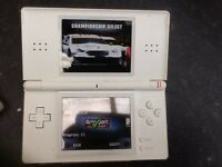 White Nintendo Ds and Games