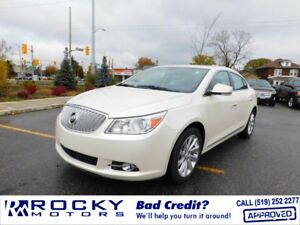 2011 LaCrosse CXS - Drive Today | Great, Bad, Poor or No Credit