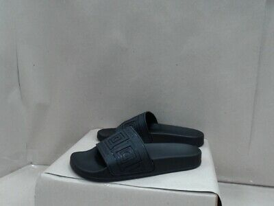 Versace Collection  Women's Sandals Shoe, Size 8, Color black - Retail Box