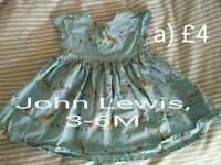 John Lewis summer dress