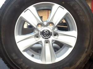 *****2019 TOYOTA LAND CRUISER 200 SERIES WHEELS  & DUNLOP TYRES Welshpool Canning Area Preview