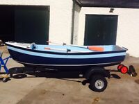 11FT FISHING/TENDER BOAT 'NO TRAILER' GREAT CONDITION
