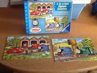 Thomas the tank engine puzzle