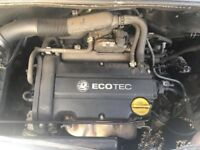 VAUXHALL CORSA/TIGRA/ASTRA, 1.4 (Z14 XEP) 2007, ENGINE, FOR SALE