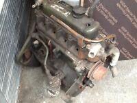 Morris minor traveller ENGINE spares repair