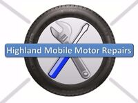 Mobile Mechanic based in Inverness and surrounding area Highlands