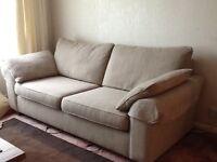 Next Garda 3 seater large sofa