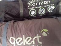 GELERT HORIZON 8 TENT AND PORCH