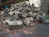 2-3 Ton of Building or Rockery Stones.