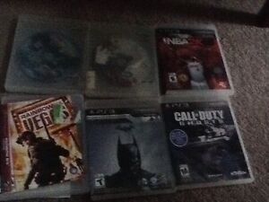 PS3 games and Pokemon cards EX ones