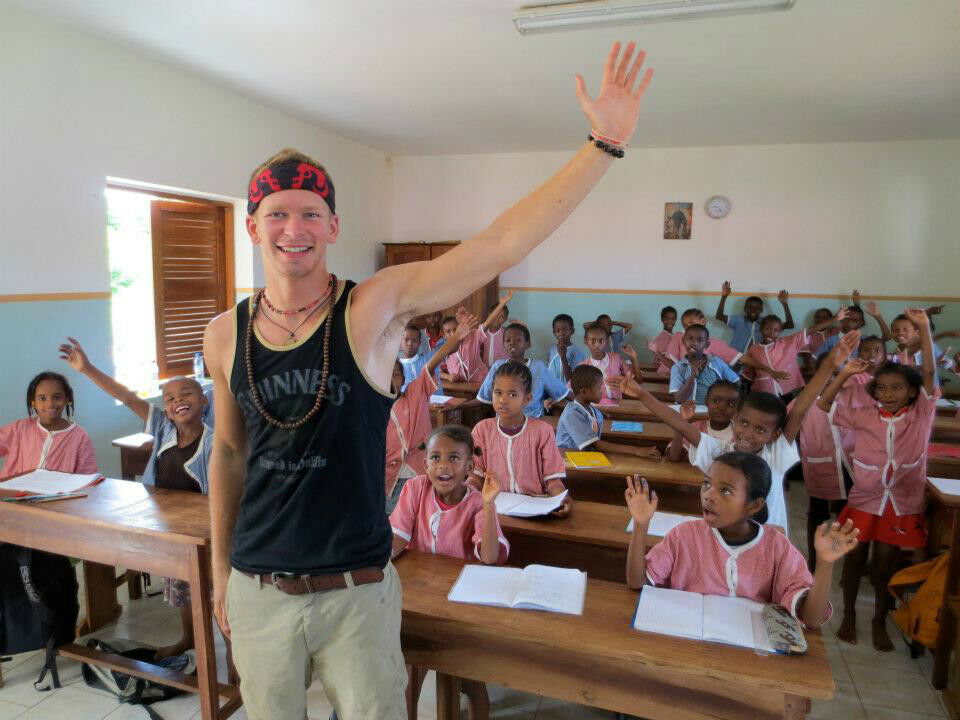 Teaching Volunteer Placements Worldwide - Africa, Asia, South ...