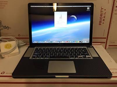 """CUSTOM 15"""" APPLE MACBOOK PRO LAPTOP~QUAD CORE I7~2.7GHZ~16GB~1TB SSD~HD!!!"""