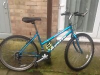 Lovely lady/s bike £40 can deliver for petrol all working perfect