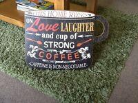Coffee kitchen sign