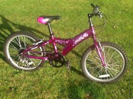 Girls Taffy Bike
