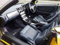 Alfa Romeo 2,0 ts Lusso SPIDER NEW MOT/ STACKS OF HISTORY SUPER RARE COLOUR